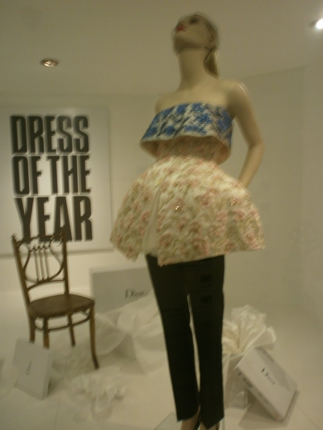 2012 Dress of the Year by Dior