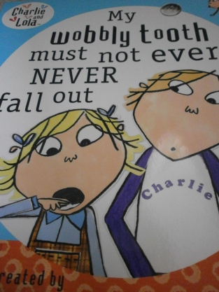 Charlie and Lola book