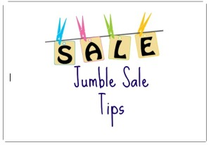 jumble sale tips