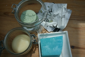 Soaps and the minimal paper waste