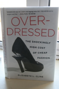 'Overdressed' book about fast fashion in the US