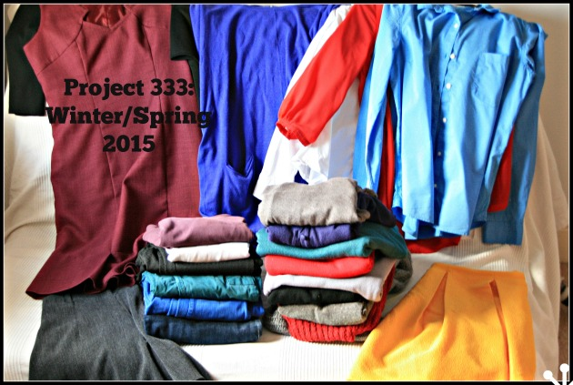 Project 333: Winter/Spring 2015