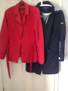 charity shop coats