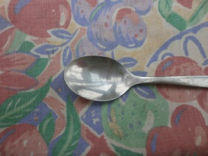 Plastic free coffee spoon