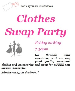 Clothes Swap Party