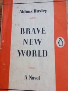 Brave New World, Aldous uxley