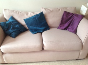New (to us) sofa