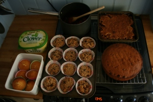 Zero Waste Week: package free (and home baked) goodies