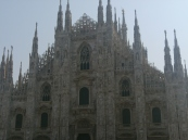 Train travel in Europe: Milan