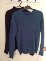 Project 333 Autumn 15: thin jumpers