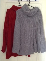 Project 333 Autumn 15: jumpers