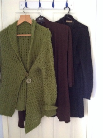 Project 333 Autumn 15: cardigans