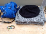 Project 333 Autumn: accessories