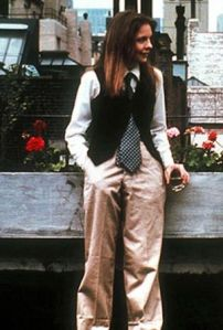 Annie Hall: thrift store style