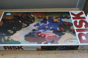 second-hand board game