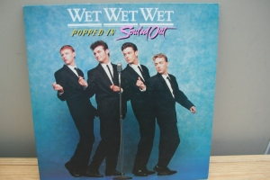 second-hand vinyl: Wet Wet Wet