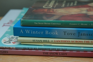Books to read at Christmas time