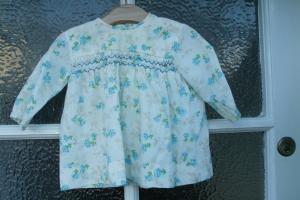 1970s baby dress
