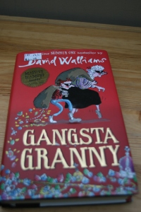 David Walliams: gangsta granny