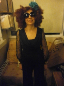 what to wear to a seventies themed party
