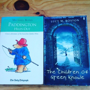 Paddington & The Children of Green Knowe