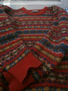 Secondhand Laura Ashley jumper