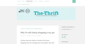 the thrift guest post