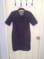 £5 denim dress