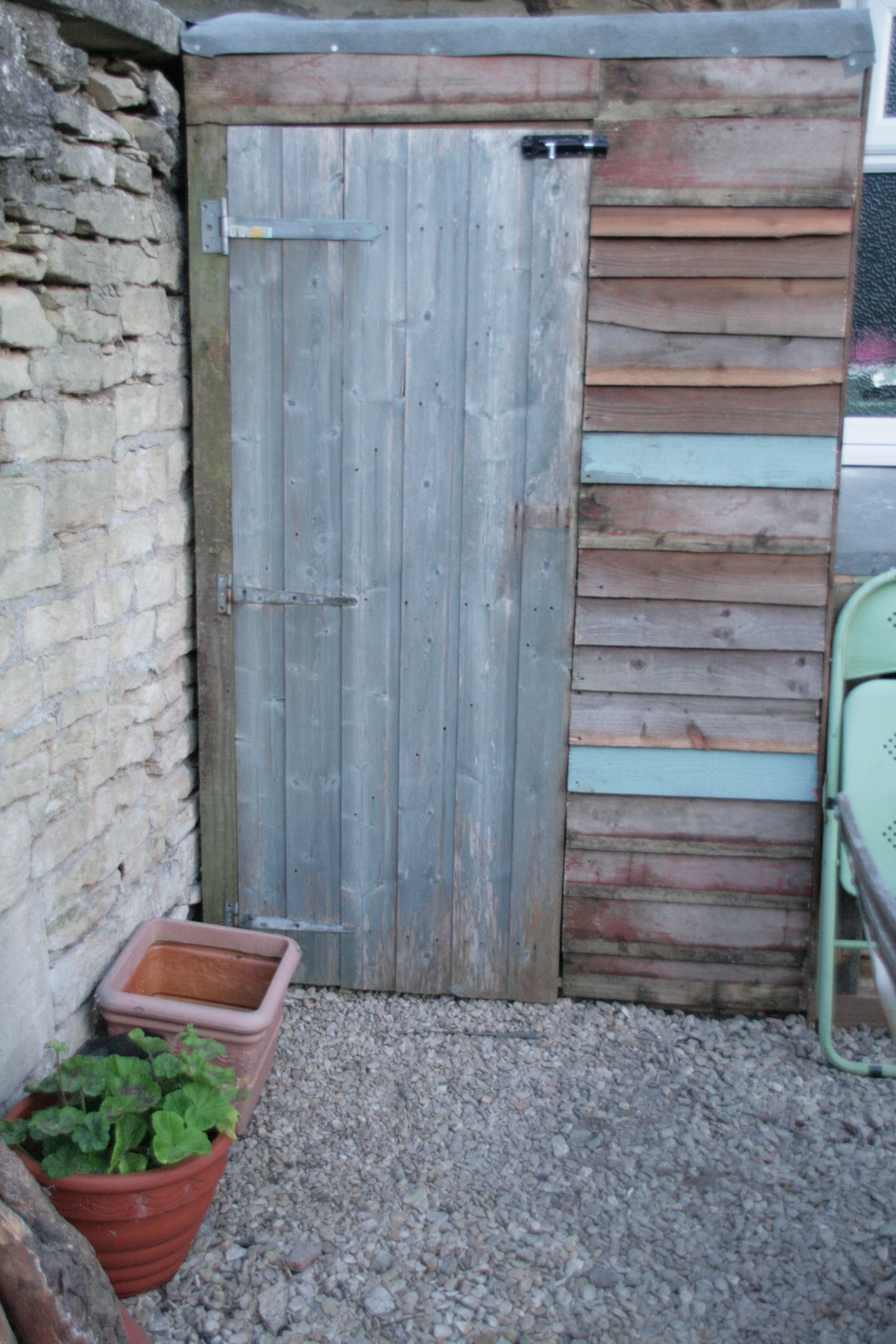 upcycled garden sheds second hand tales