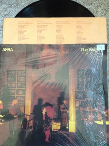 Abba: The Visitors via secondhandtales.wordpress.com