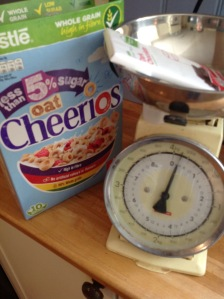 Zero Waste Week: using up unwanted cereal via secondhandtales bog