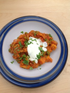 Zero Waste Week: sweet potato leftovers
