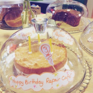 Corsham Repair Cafe: third birthday
