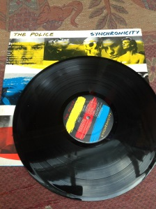 The Police: Synchronicity album (second-hand)