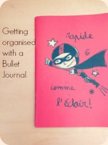 getting organised with a bullet journal via secondhandtales.wordpress.com