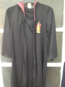 Second hand Harry Potter robe