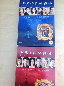 thrifted Friends series via secondhandtales.wordpress.com