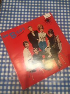 Secondhand vinyl B52s