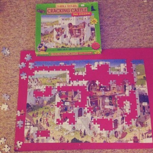 Horrible Histories jigsaw puzzle