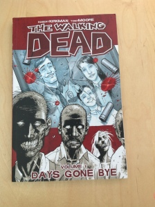 The Walking Dead (vol 1): secondhand copy via secondhandtales.wordpress.com