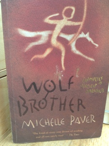 Wolf Brother book