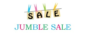 Jumble Sale sign