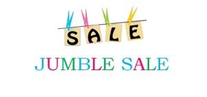 Jumble Sale sign