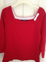 boatneck top 1950s style via secondhandtales blog