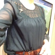 Dorothy House blouse