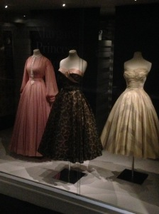 Princess Margaret dresses Fashion Musesum Bath Royal Women The Crown