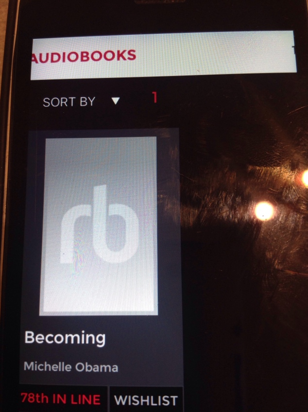 audiobook library Michelle Obama